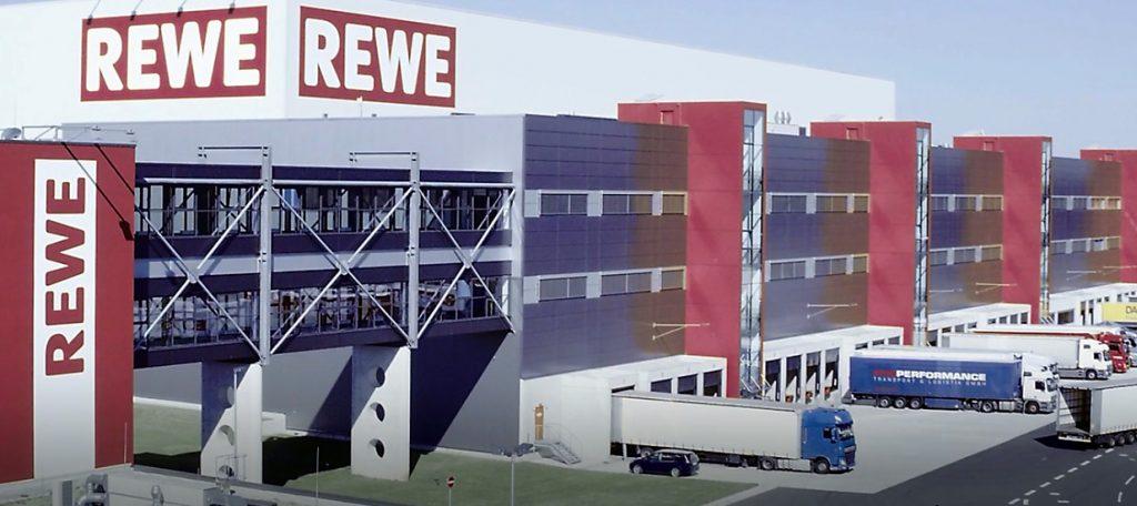 REWE-EDI- Logistik