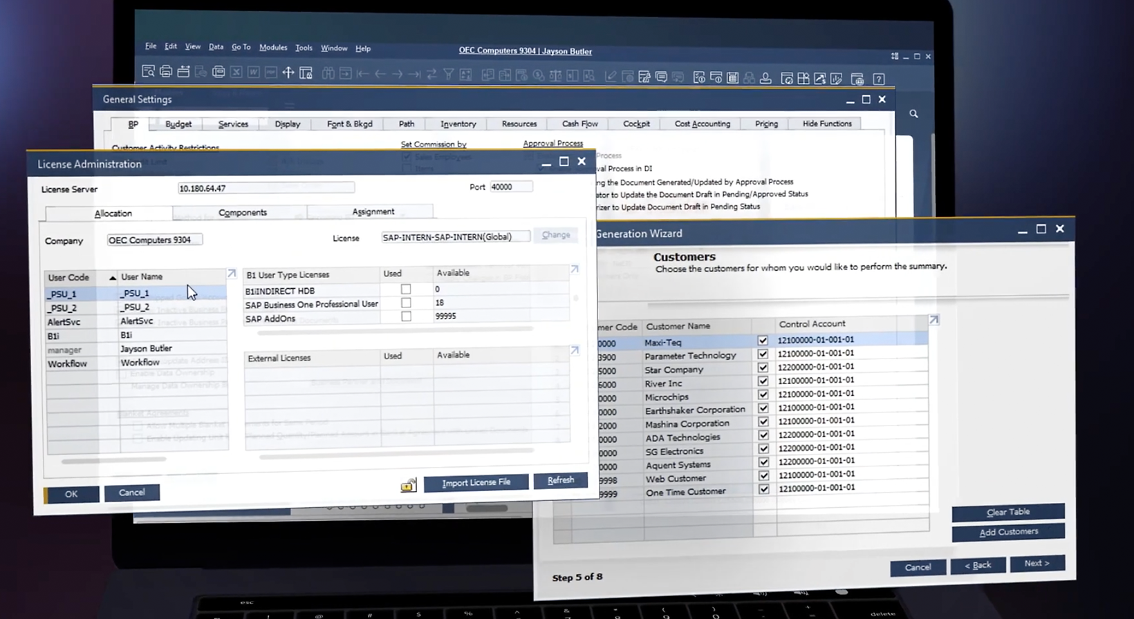 SAP-Business-One-Interface